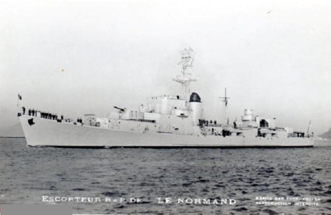 * LE NORMAND (1956/1983) * Sans-t23