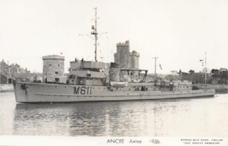 * ANCRE (1947/1960) * Sans-t25