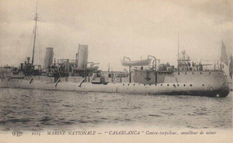 * CASABIANCA (1895/1915) * Sans-t27