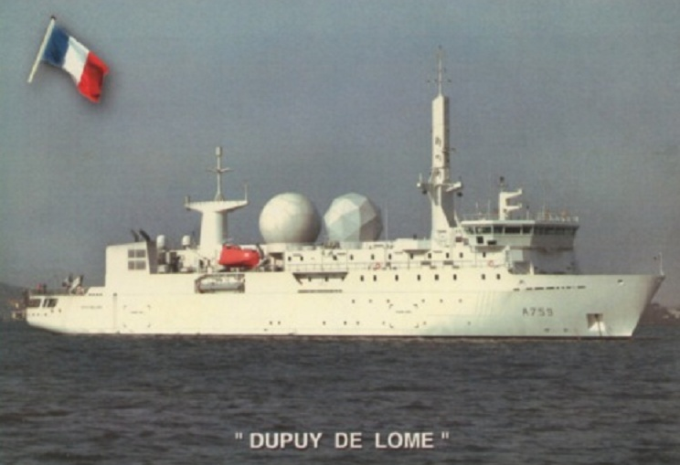 * DUPUY DE LÔME (2006/....) * Sans-t30