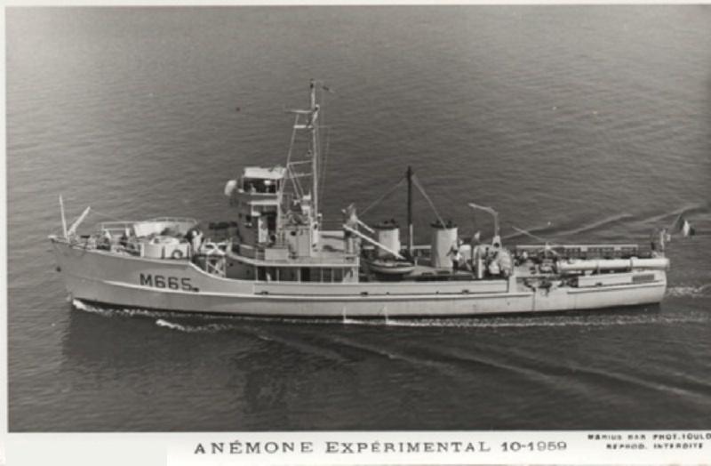* ANÉMONE (1944/1964) * Sans-t33