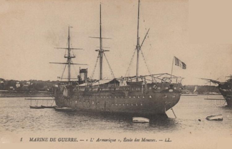 * ARMORIQUE (1910/1940) * Sans-t37