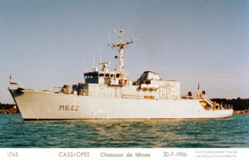 * CASSIOPÉE (1984/....) * Sans-t44
