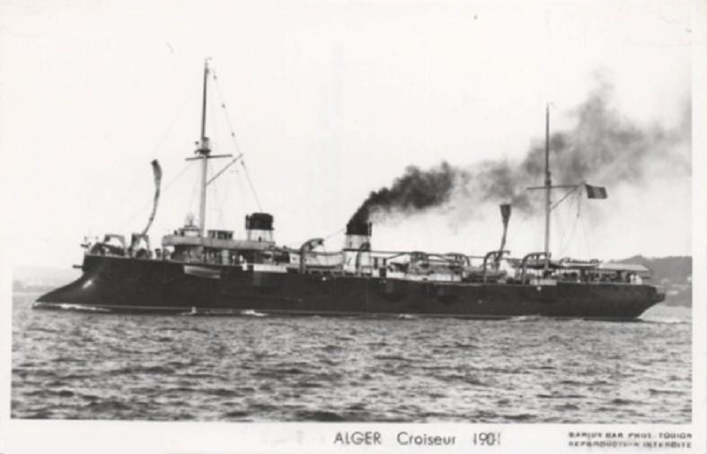 * ALGER (1889/1911) * Sans-t46