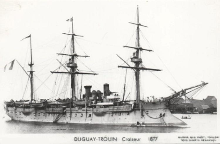 * DUGUAY-TROUIN (1877/1899) * Sans-t48