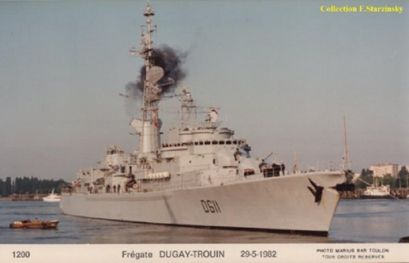 * DUGUAY-TROUIN (1975/1999) * Sans-t54