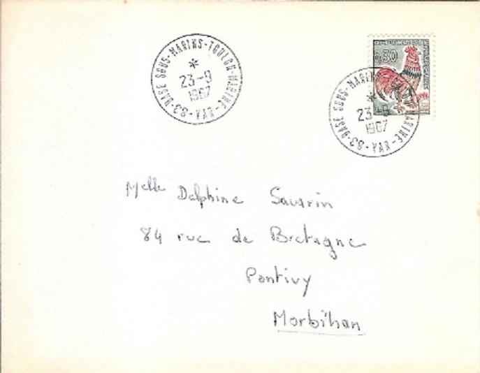TOULON - BASE SOUS-MARINE Toulon14