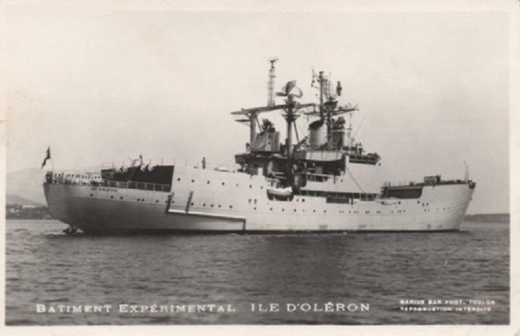 * ÎLE D'OLÉRON (1945/2002) * Vygbd810