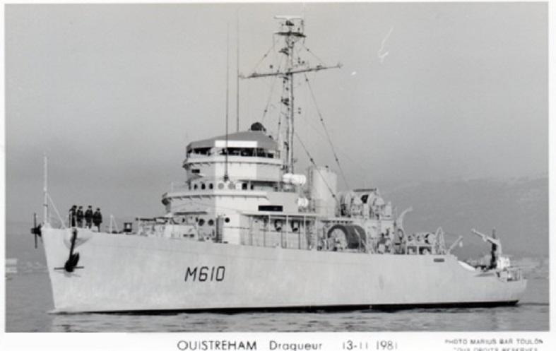 * OUISTREHAM (1957/1994) * Y6_vtn10