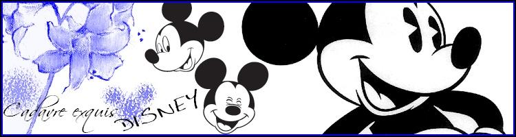 Cadavre exquis Disney  Cryati10