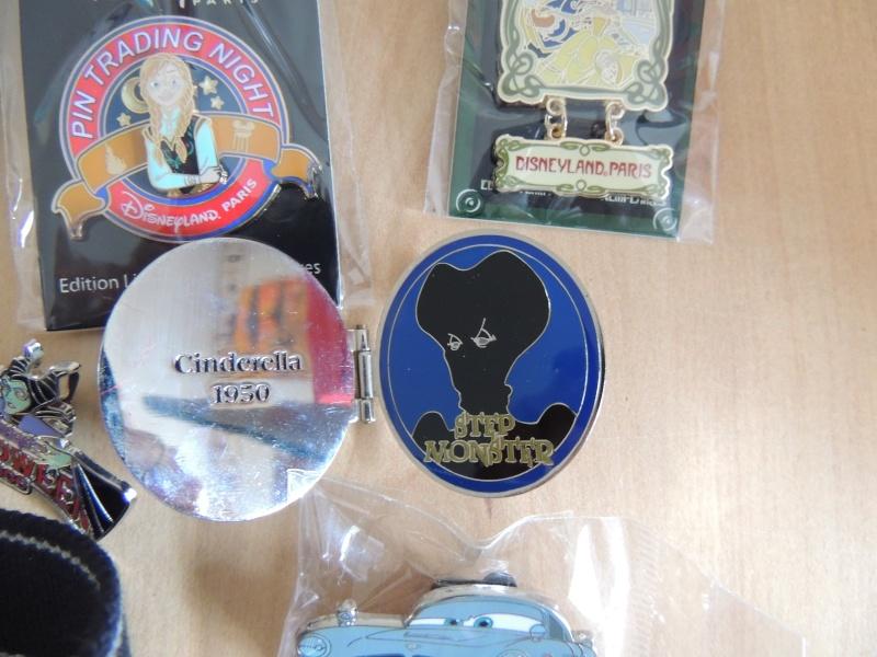 Le Pin Trading à Disneyland Paris - Page 21 Dscn8613