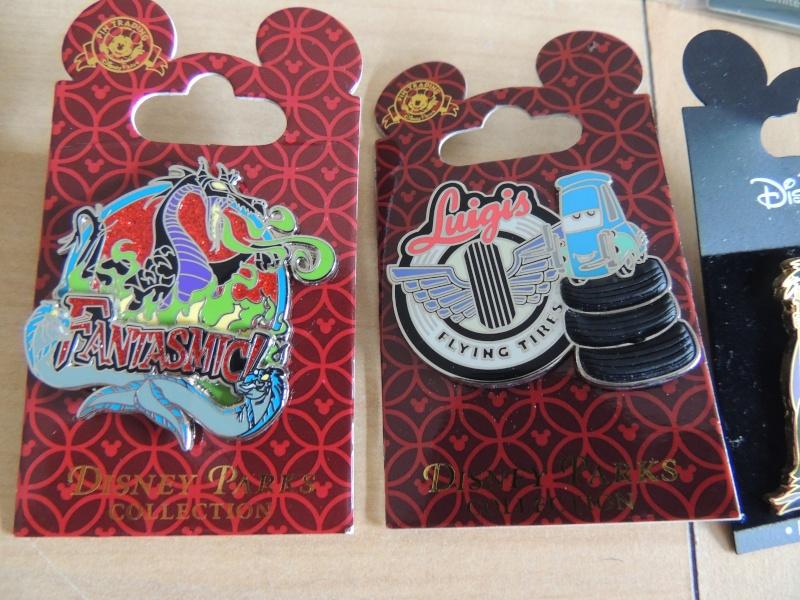 Le Pin Trading à Disneyland Paris - Page 21 Dscn8616