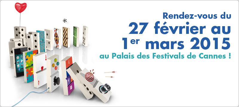 Festival International des Jeux de Cannes 2015 Visuel10
