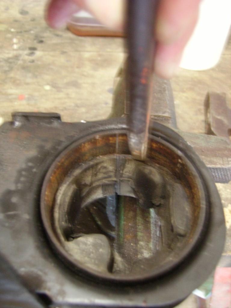 tuto remlacement 4 silens blocs moteur chrysler 2,5 td 98 Sb1410