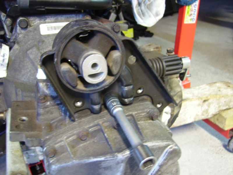tuto remlacement 4 silens blocs moteur chrysler 2,5 td 98 Sb5010