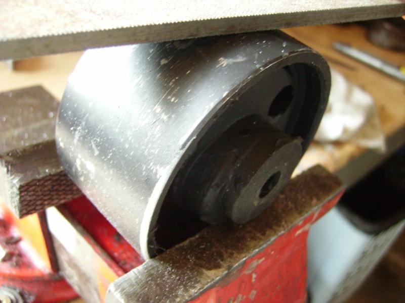 tuto remlacement 4 silens blocs moteur chrysler 2,5 td 98 Sb6110