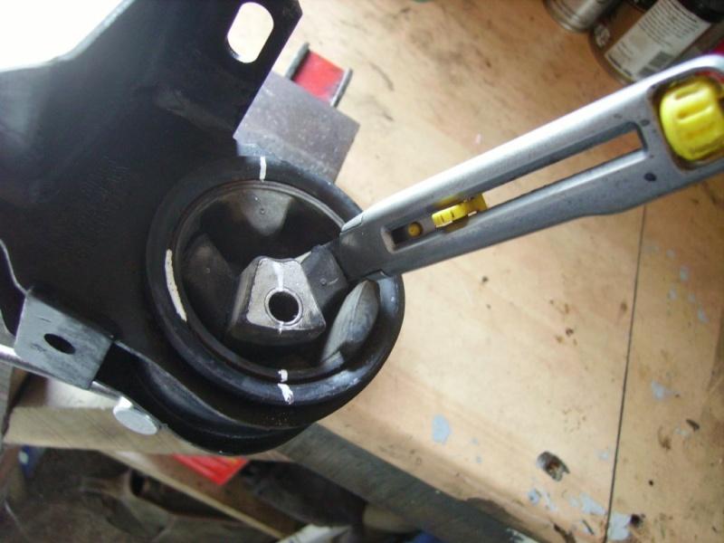 tuto remlacement 4 silens blocs moteur chrysler 2,5 td 98 Sb810