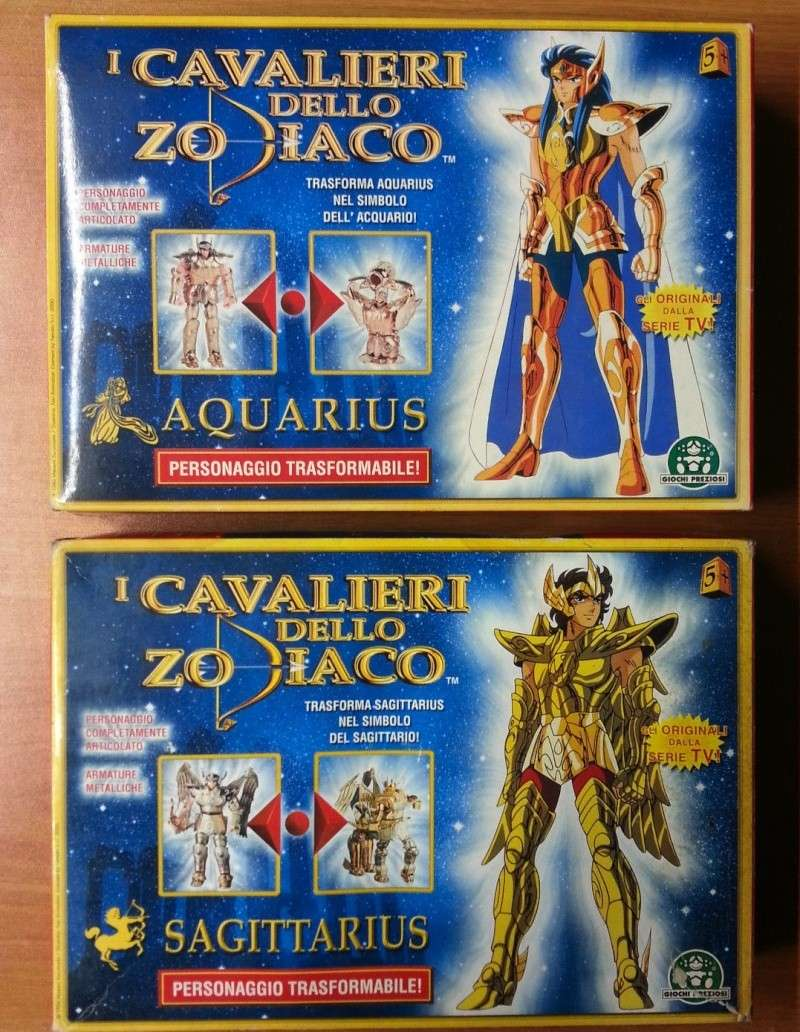 Cerco Cavaliere dello Zodiaco del Sagittario As10