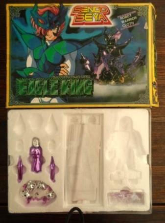 Vendo Cavalieri dello Zodiaco Phoenix e scatole Image102