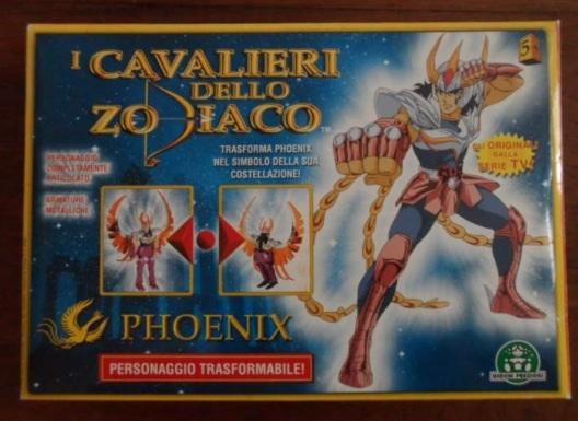 Vendo Cavalieri dello Zodiaco Phoenix e scatole Image99
