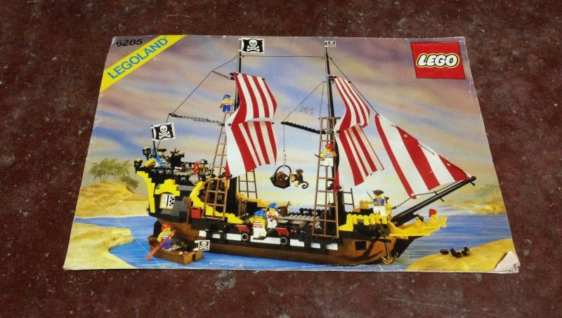 Lego set istruzioni Pirati e Gendarmi Img_4012