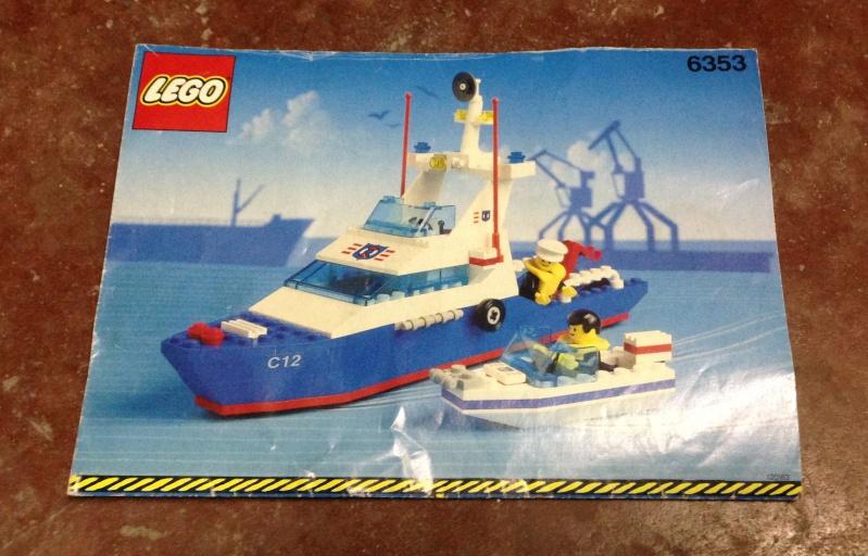 Lego System City istruzioni  Img_4014