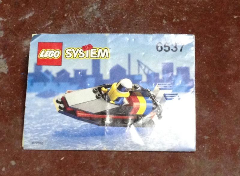 Lego System City istruzioni  Img_4015