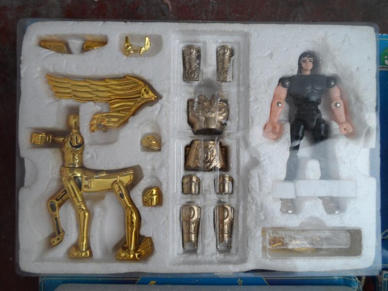 Collezione Cavalieri dello Zodiaco Bronzo e Oro Sam_2212