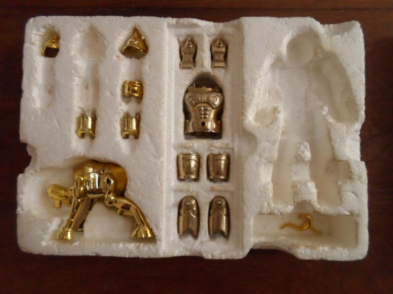 Collezione Cavalieri dello Zodiaco Bronzo e Oro Sam_3414