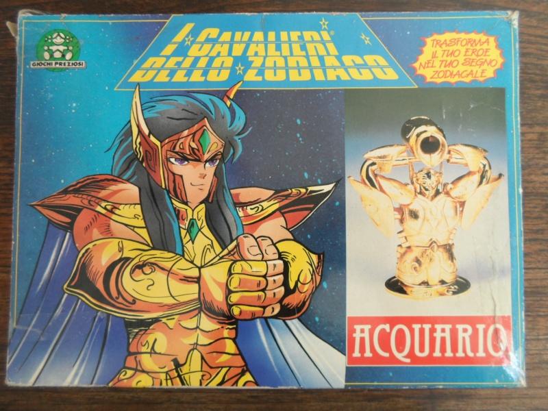 Collezione Cavalieri dello Zodiaco Bronzo e Oro Sam_3519
