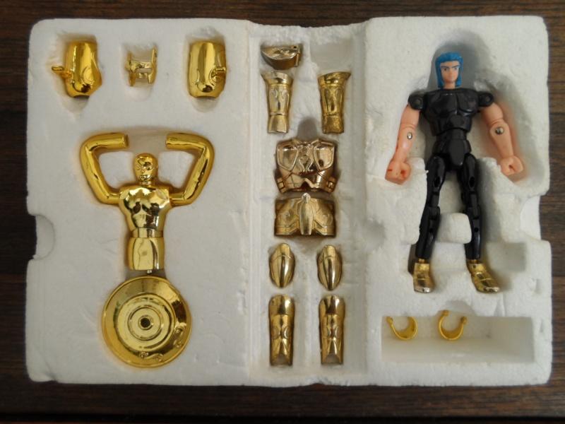 Collezione Cavalieri dello Zodiaco Bronzo e Oro Sam_3520