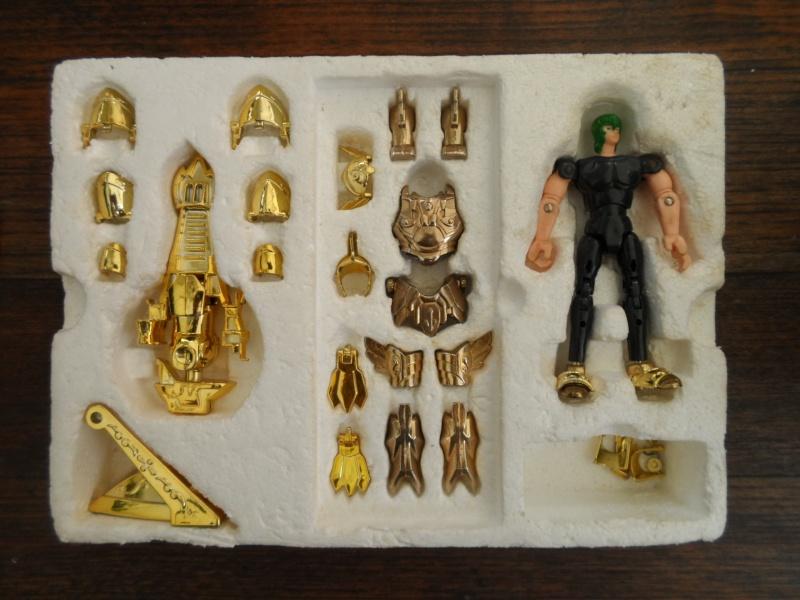 Collezione Cavalieri dello Zodiaco Bronzo e Oro Sam_3521