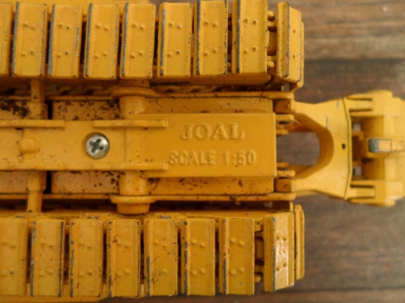 Modellino Escavatore Komatsu Sam_3712