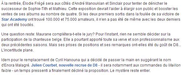 Jury de Nouvelle Star saison 11 (juin 2014) Captur17