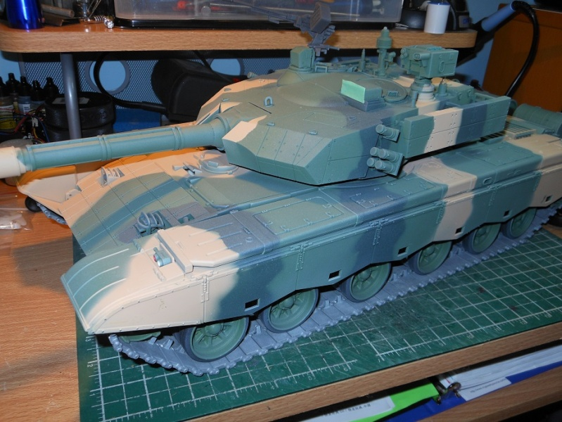 M1A2 Abrams Dscn0910