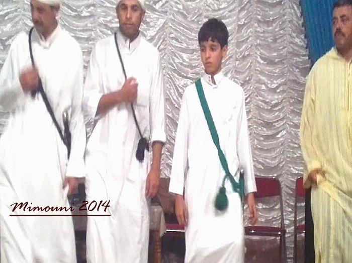 الميموني يهدي لكم رقصة أهياض البلد أولاد ميمون رفقة الشيخ Mimoun12