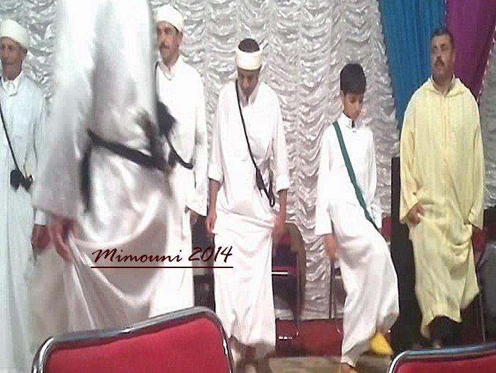 الميموني يهدي لكم رقصة أهياض البلد أولاد ميمون رفقة الشيخ Mimoun13