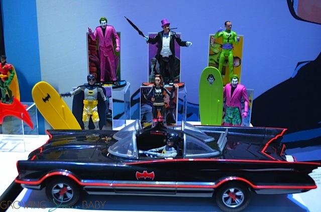 3rd Doctor and Batmobile Batman10