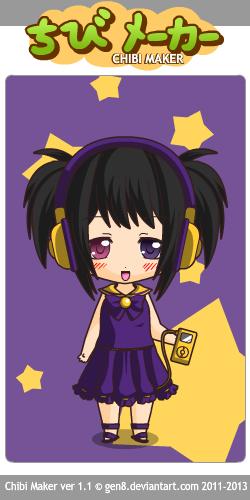 Tête de Chibi ? Yumi12