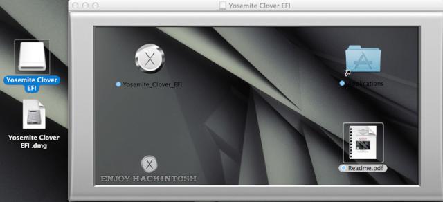 Yosemite Clover EFI.app 11111