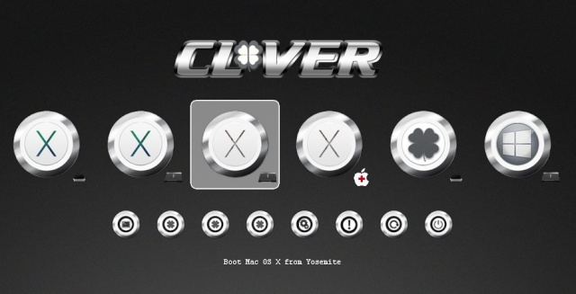 Nouveau Themes Clover CHROME Screen26