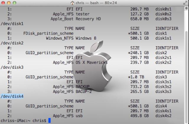 Clover OS X Mavericks V13  Tt11