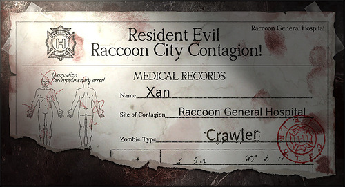 Raccoon City Contagion 0_f53910