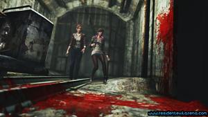 Новые скриншоты и первый трейлер Resident Evil: Revelations 2 0_f61910