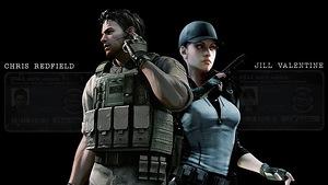 Новый трейлер Resident Evil HD Remaster - Костюмы BSAA 0_f9e810
