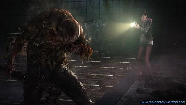 Скриншоты и рендеры Resident Evil Revelations 2 10_aae10