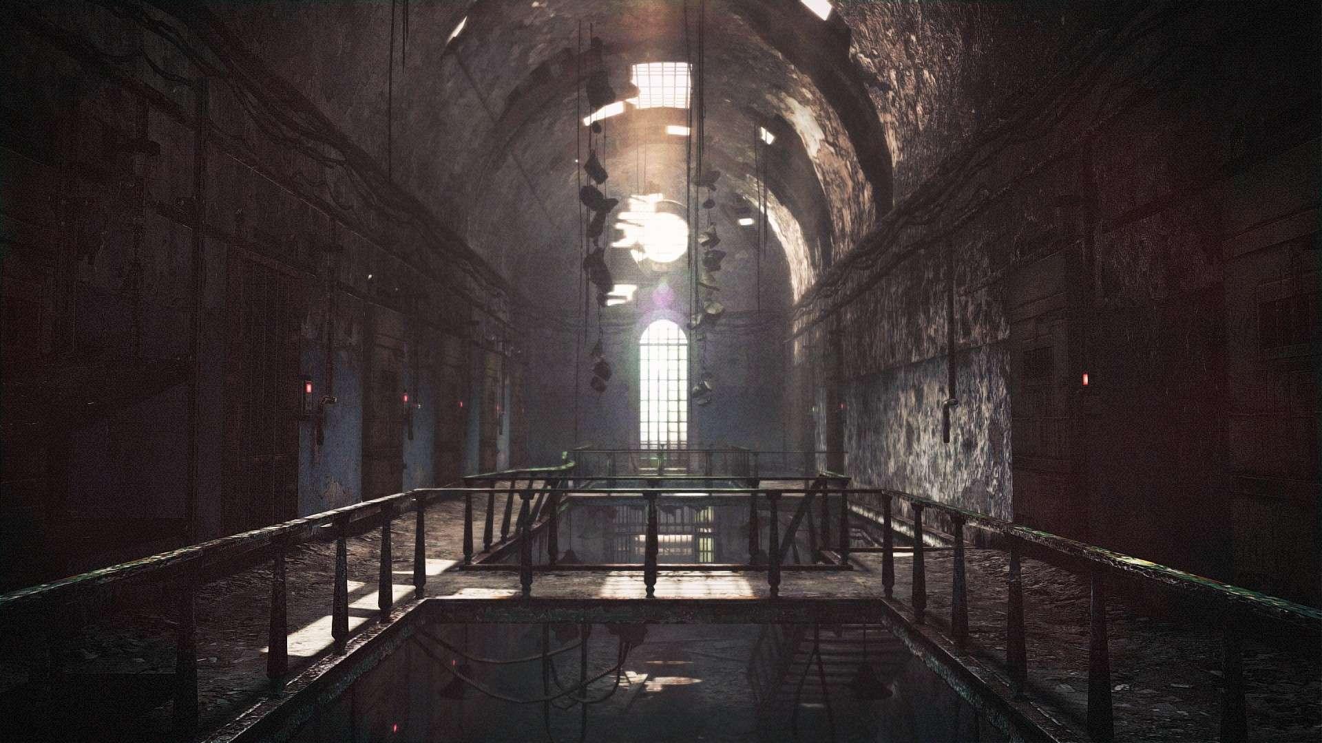 Первые концепт-арты Resident Evil: Revelations 2 1110