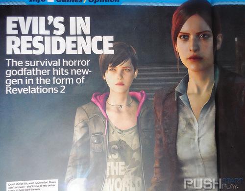 Новые подробности Resident Evil: Revelations 2 1111