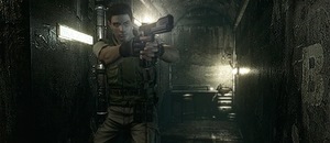 Свeжий гeмплей Resident Evil HD Remaster 112210
