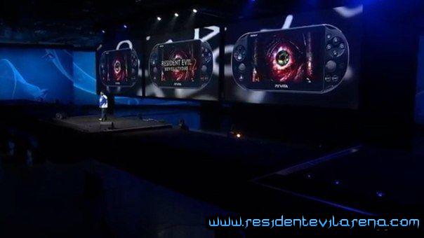 Анонс Resident Evil: Revelations 2 для PS Vita 21084310